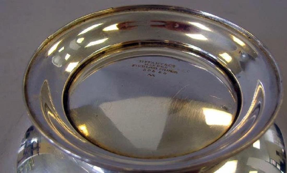 Tiffany & Co. Sterling Bowl - 2