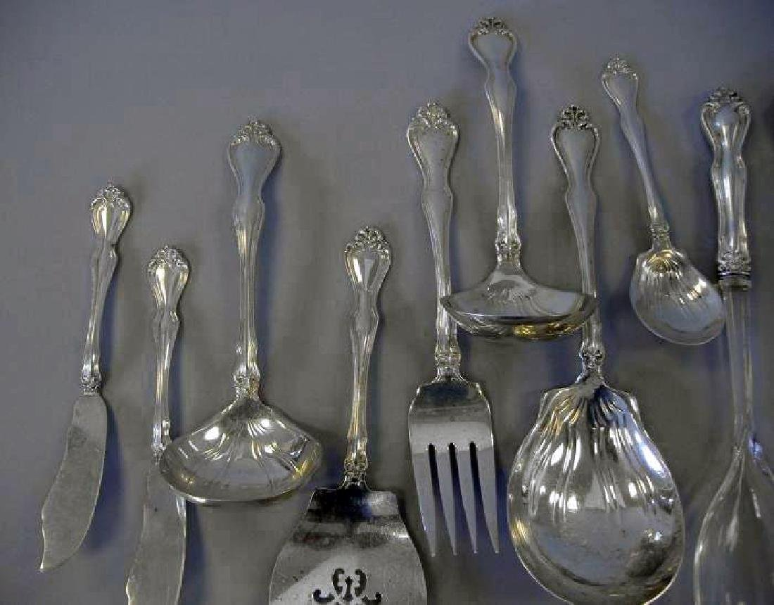 Westmoreland Sterling Serving Pieces, Martha Washington - 2