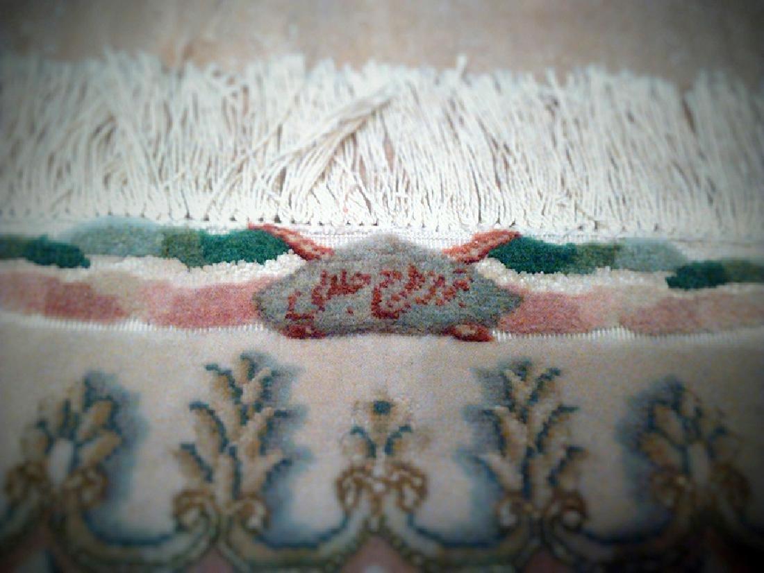 """Persepolis Scene"" Persian Pictorial Rug from Tabriz - 2"