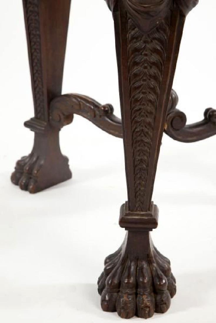 Neoclassical Circular Console Table, Circa 1800 - 5