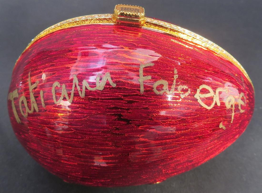 House of Faberge Kelkh Hen Egg - 2
