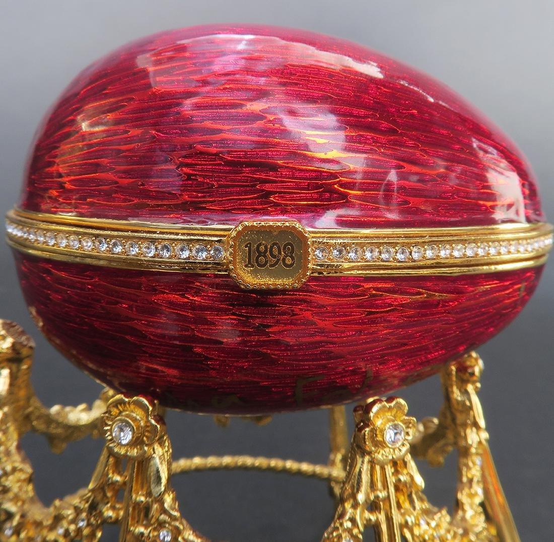 House of Faberge Kelkh Hen Egg - 3