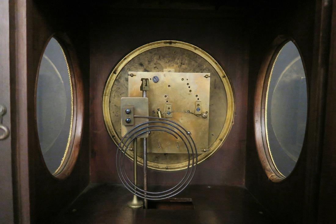 19th C. Ferdinand Berthoud Gilt Bronze Long-Case Clock - 5