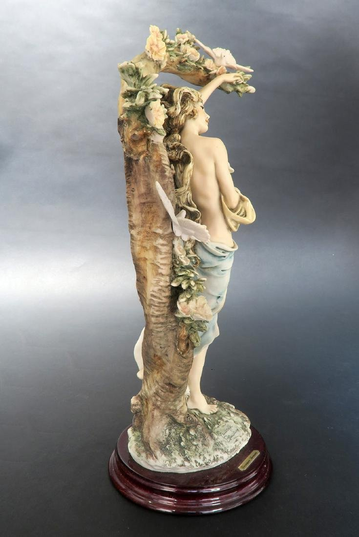 """Giuseppe Armani """"Young Lady With Doves"""" Ltd Edition! - 5"""
