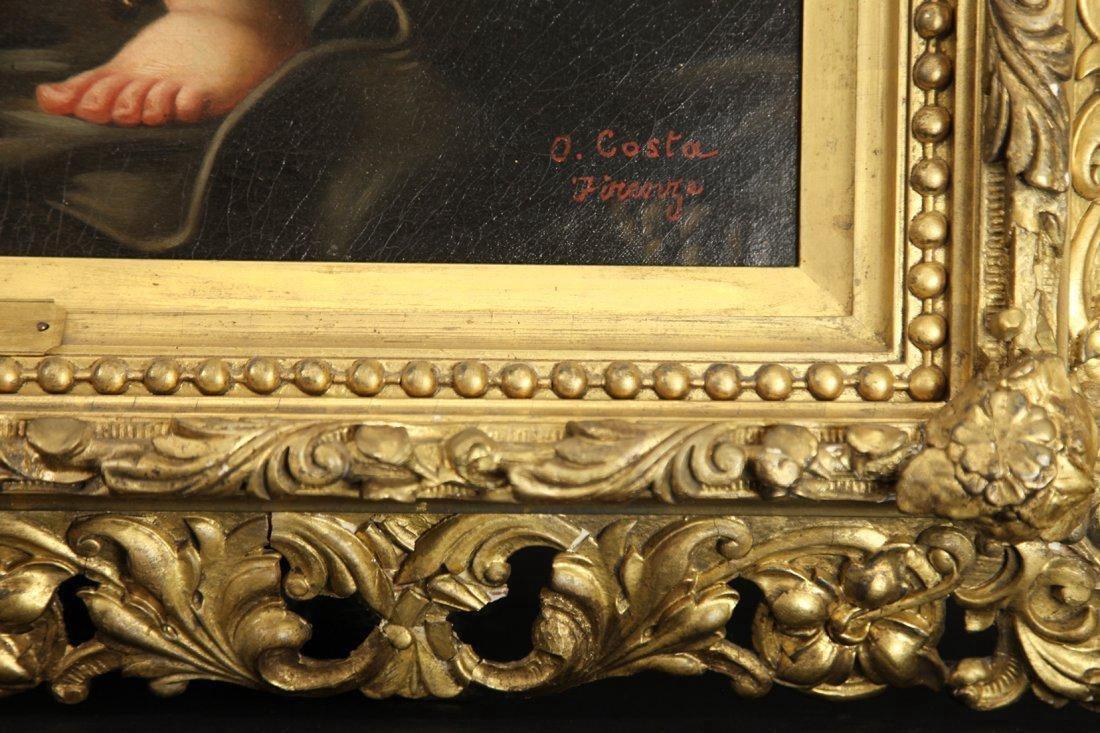 19C. Oreste costa 1851-1901 Loue cupio - 3