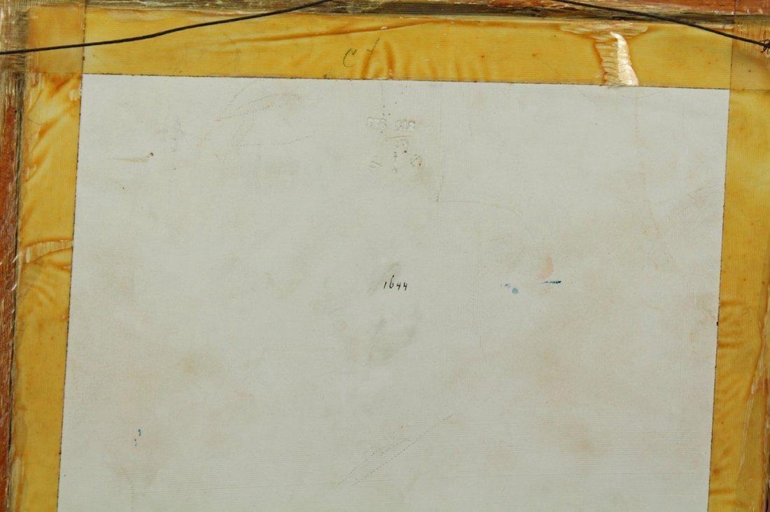 PORCELAIN plaque circa 1890 - 3
