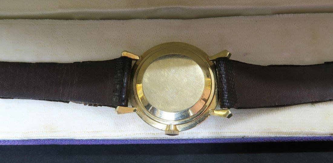 Jaeger Le Coultre Mysterious Dial ,18K wrist watch 34 M - 4