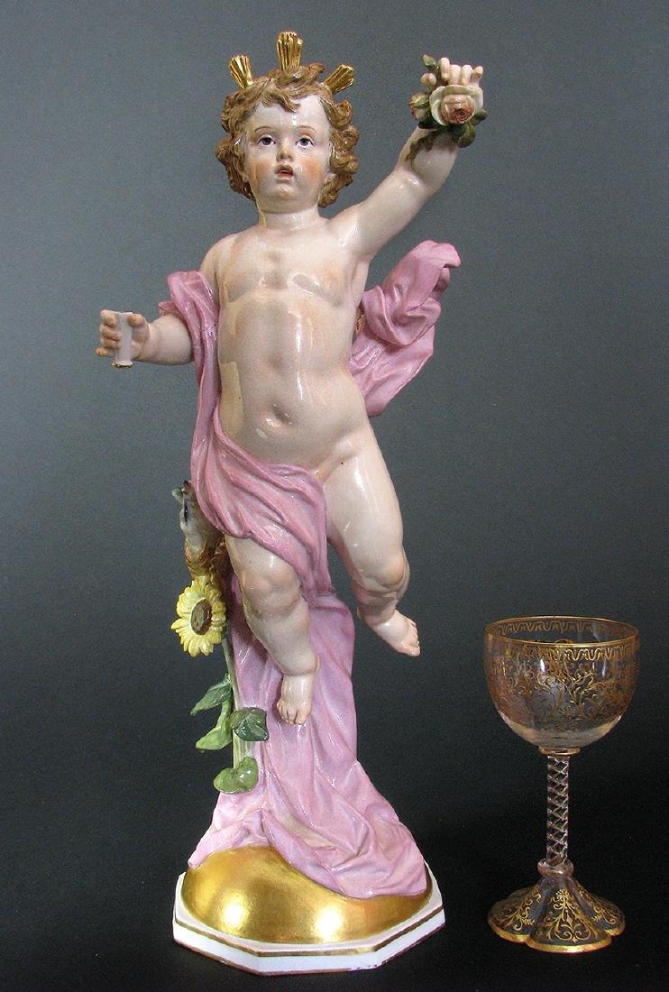 A Fine 19th C. Meissen Figurine - 2