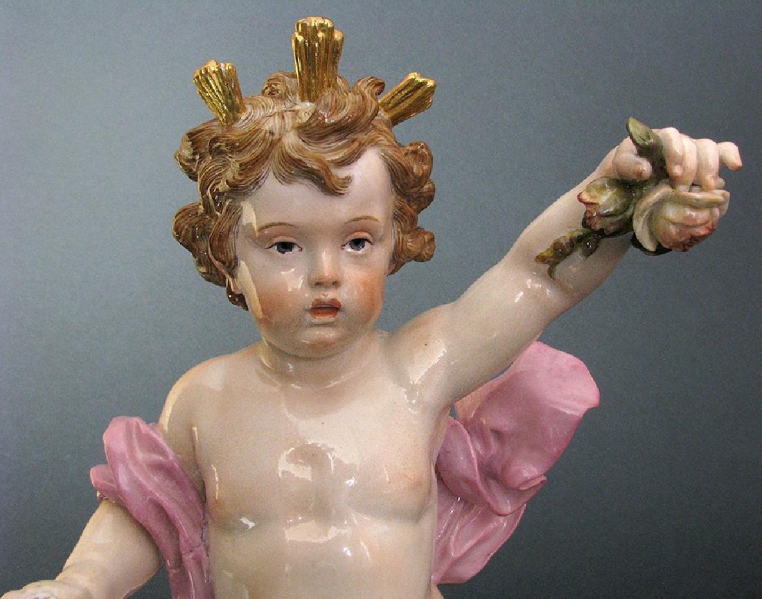 A Fine 19th C. Meissen Figurine - 6