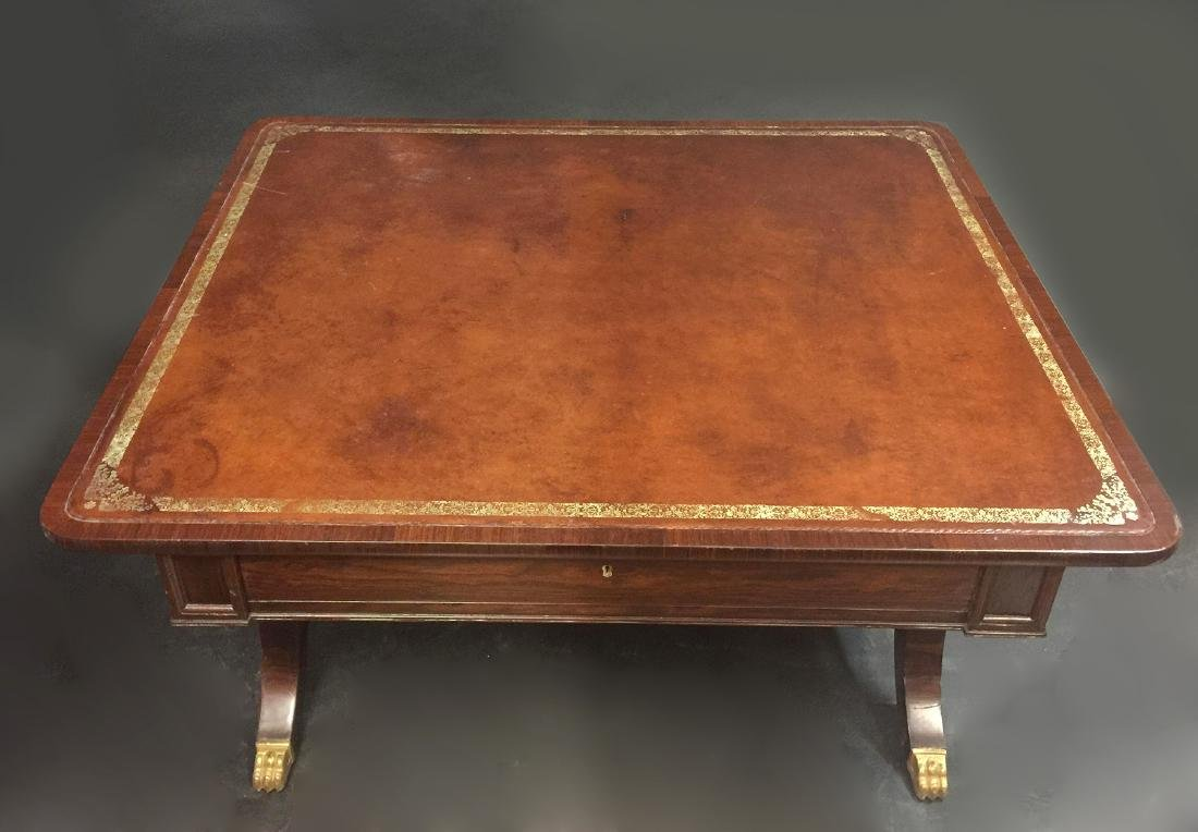 Vintage Versace Style Long Center Table - 2