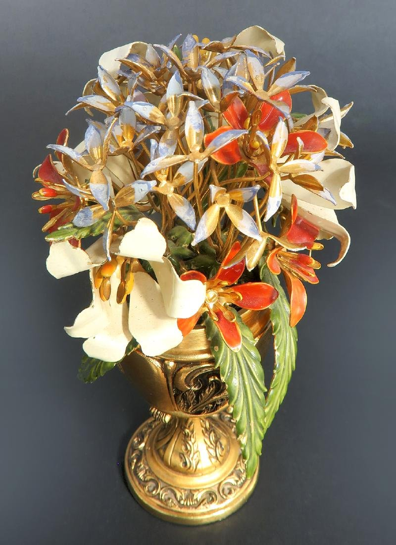 The Imperial Russian Bouquet Carl Faberge - 3
