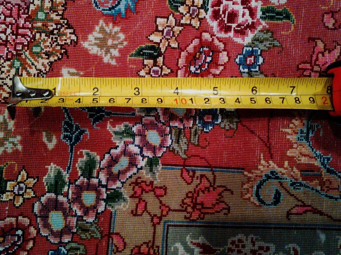 Very Fine Persian Rug from Tabriz - 2