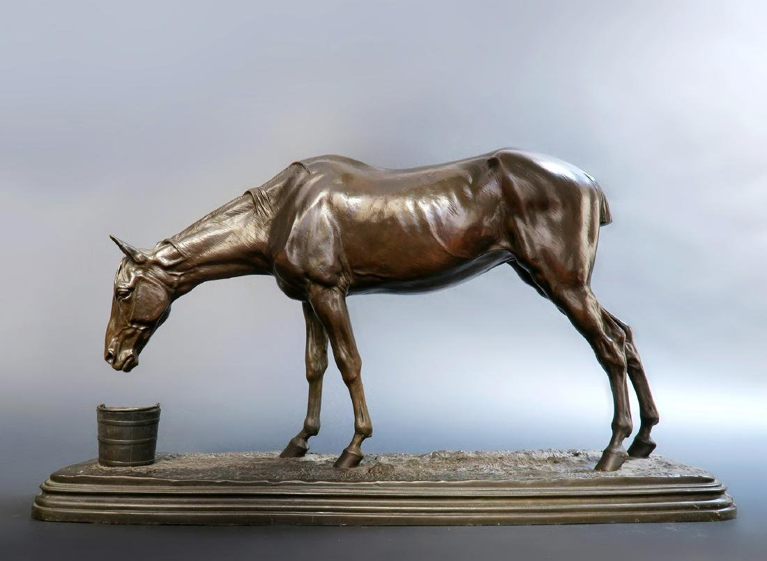 Authentic Bronze by Isidore Jules Bonheur