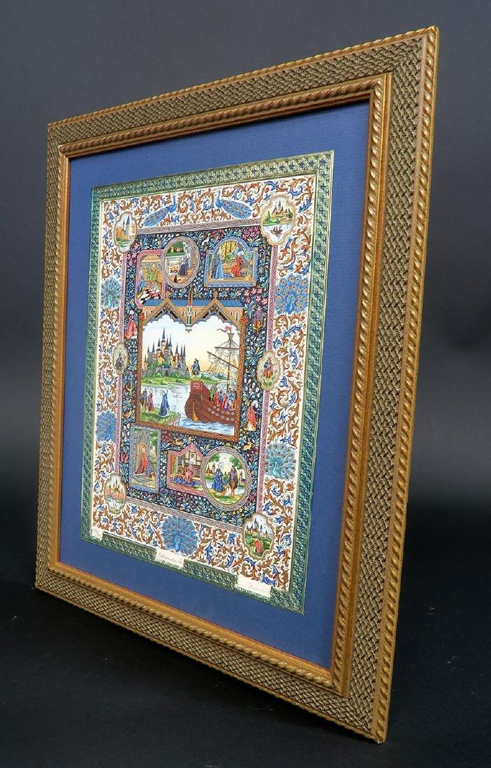 Lucien Boucher Limited Edition Art Print 186/270 Framed - 3
