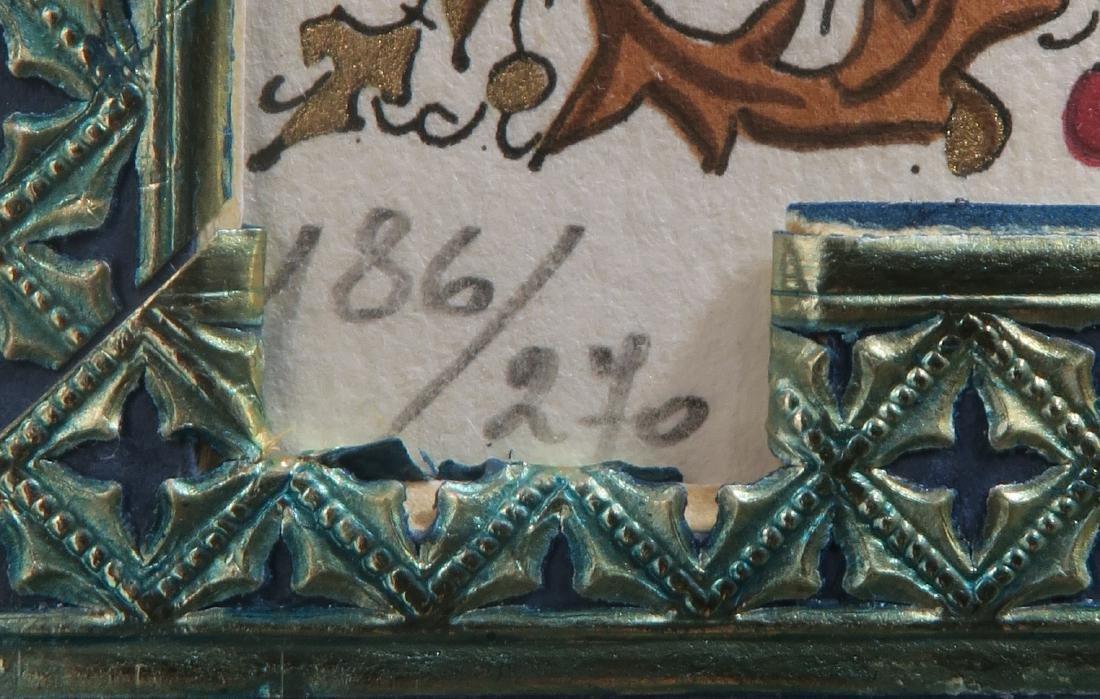 Lucien Boucher Limited Edition Art Print 186/270 Framed - 6