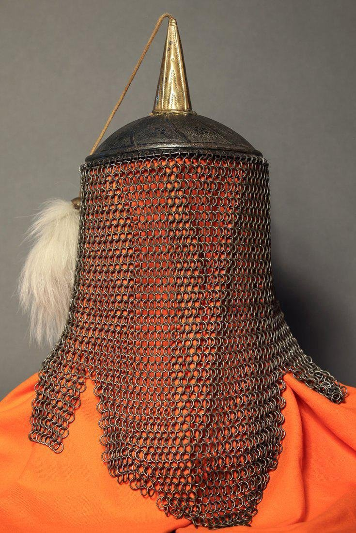 19th C. Persian/Middle Eastern Armor - 7