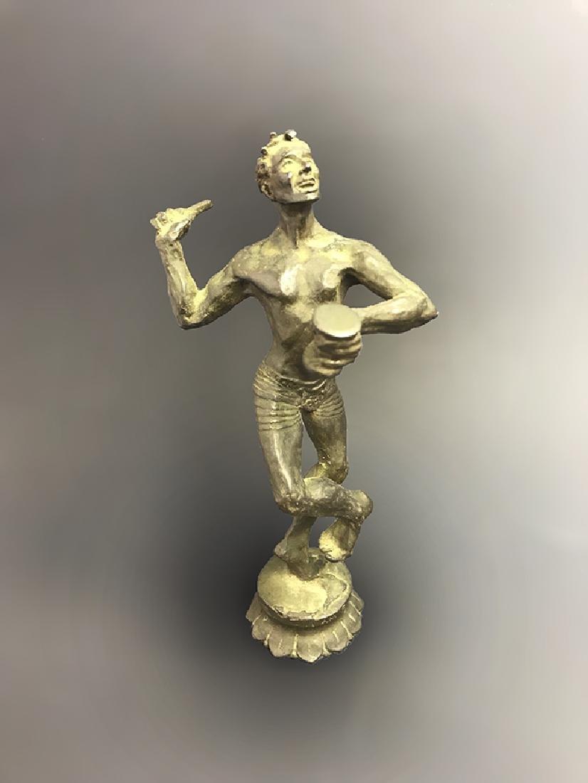 Very Rare Bronze Sculpture of Shiva - 2