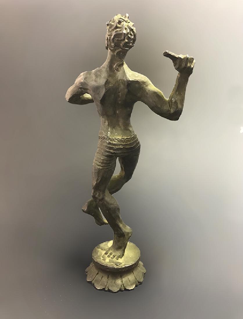 Very Rare Bronze Sculpture of Shiva - 5