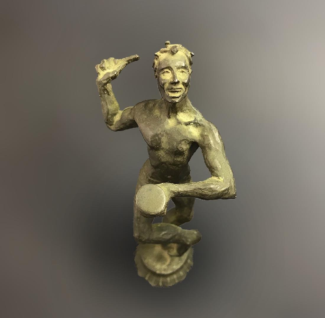 Very Rare Bronze Sculpture of Shiva - 8