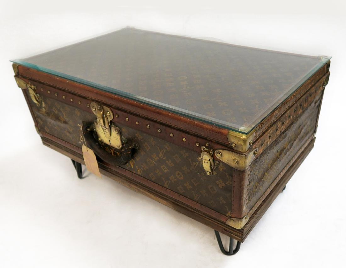 Louis Vuitton Trunk Coffee Table - 3