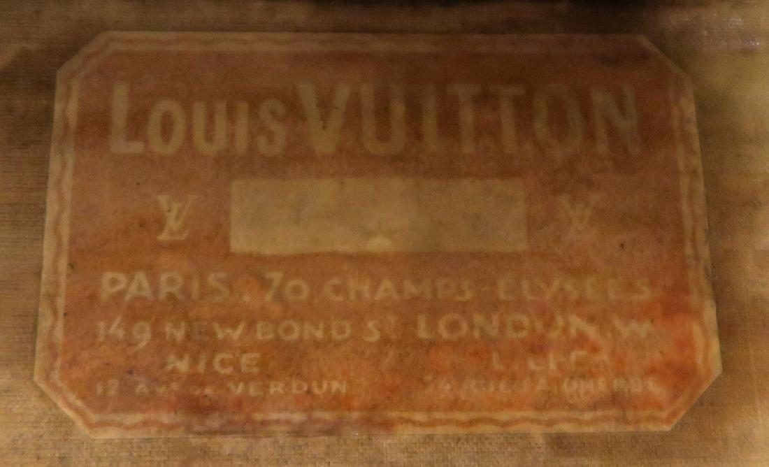 Louis Vuitton Trunk Coffee Table - 8
