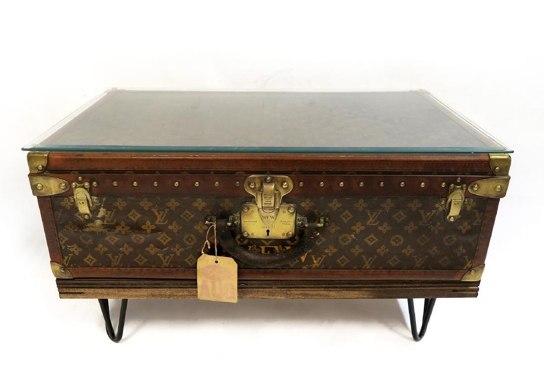 Louis Vuitton Trunk Coffee Table - 2