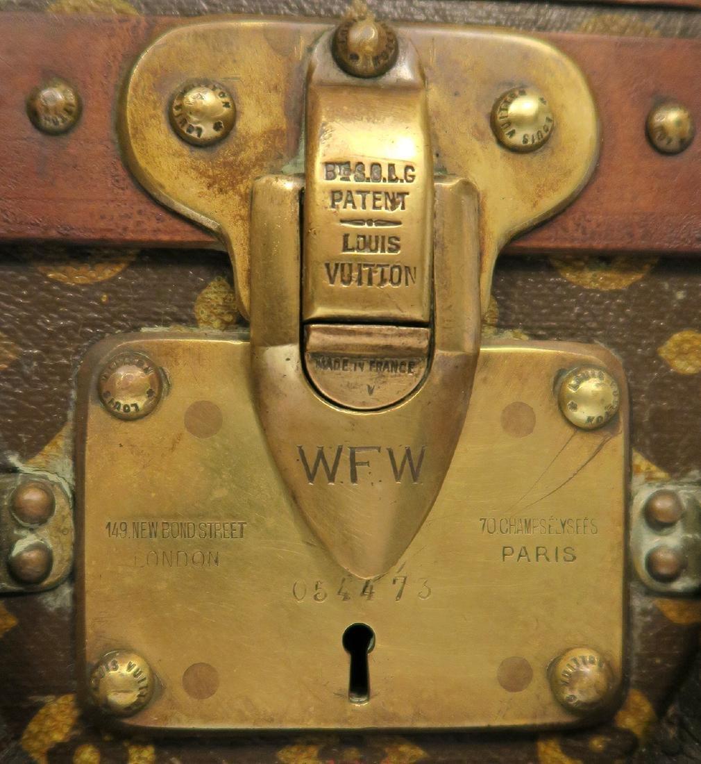 Louis Vuitton Trunk Coffee Table - 5