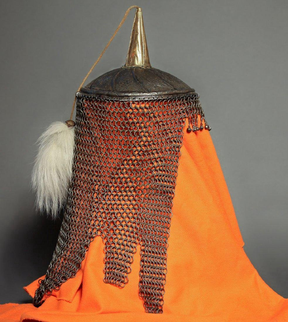 19th C. Persian/Middle Eastern Armor - 6