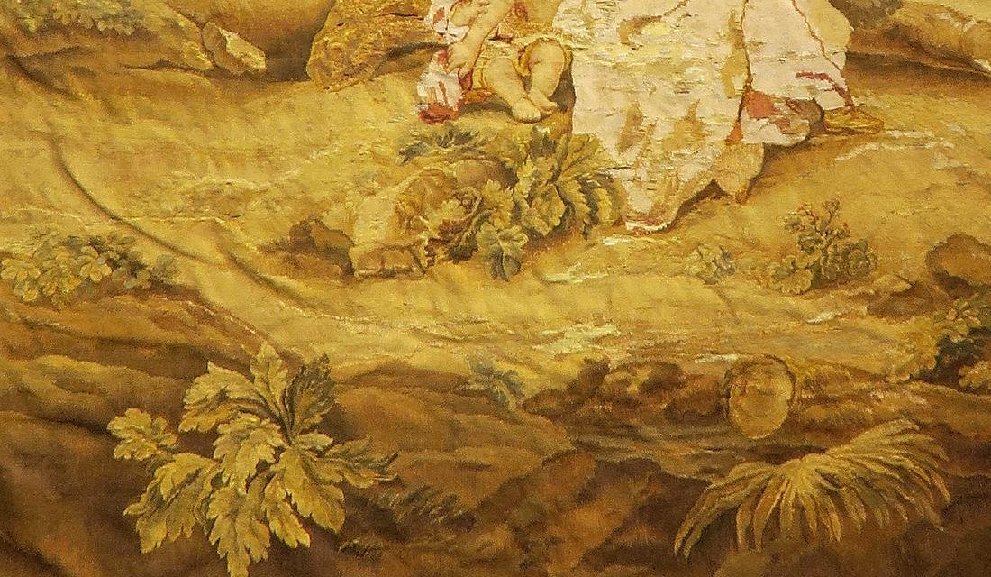 Museum Quality 18th C. French Tapestry - 3