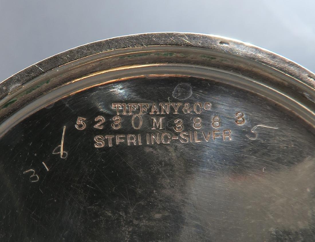 Tiffany & Co Silver Sterling Creamer - 4
