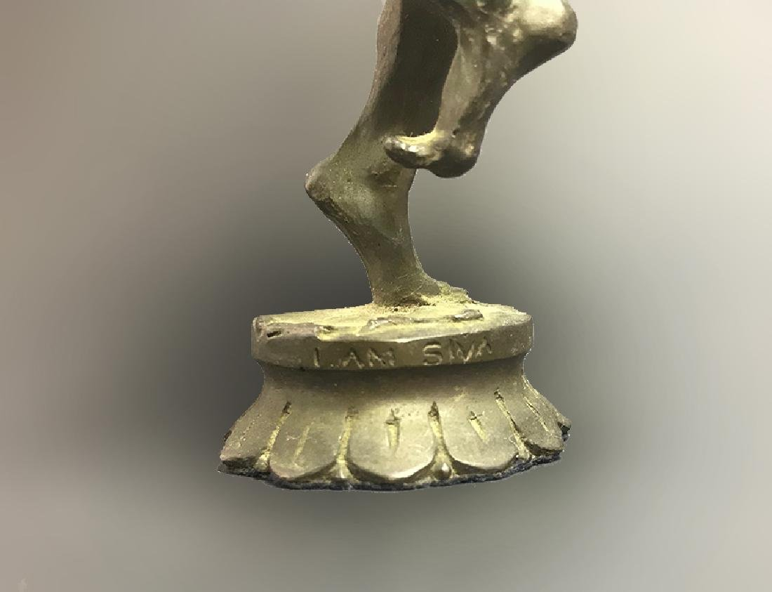 Very Rare Bronze Sculpture of Shiva - 10