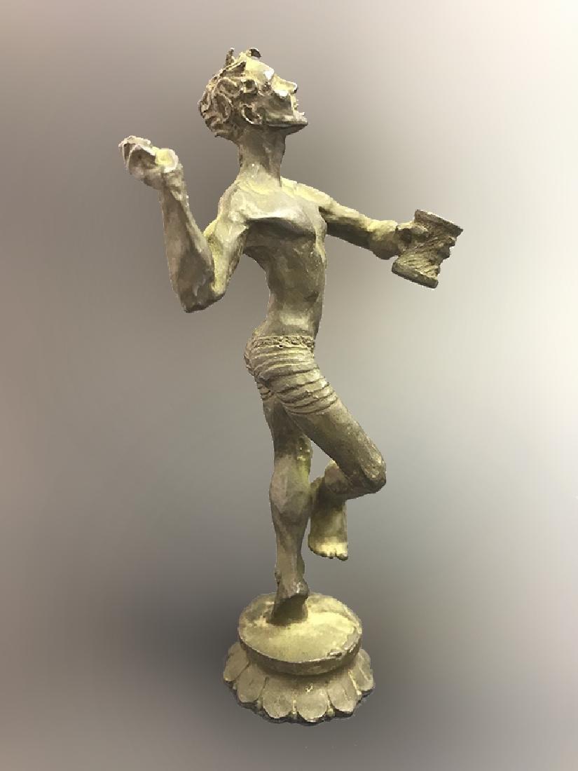 Very Rare Bronze Sculpture of Shiva - 6