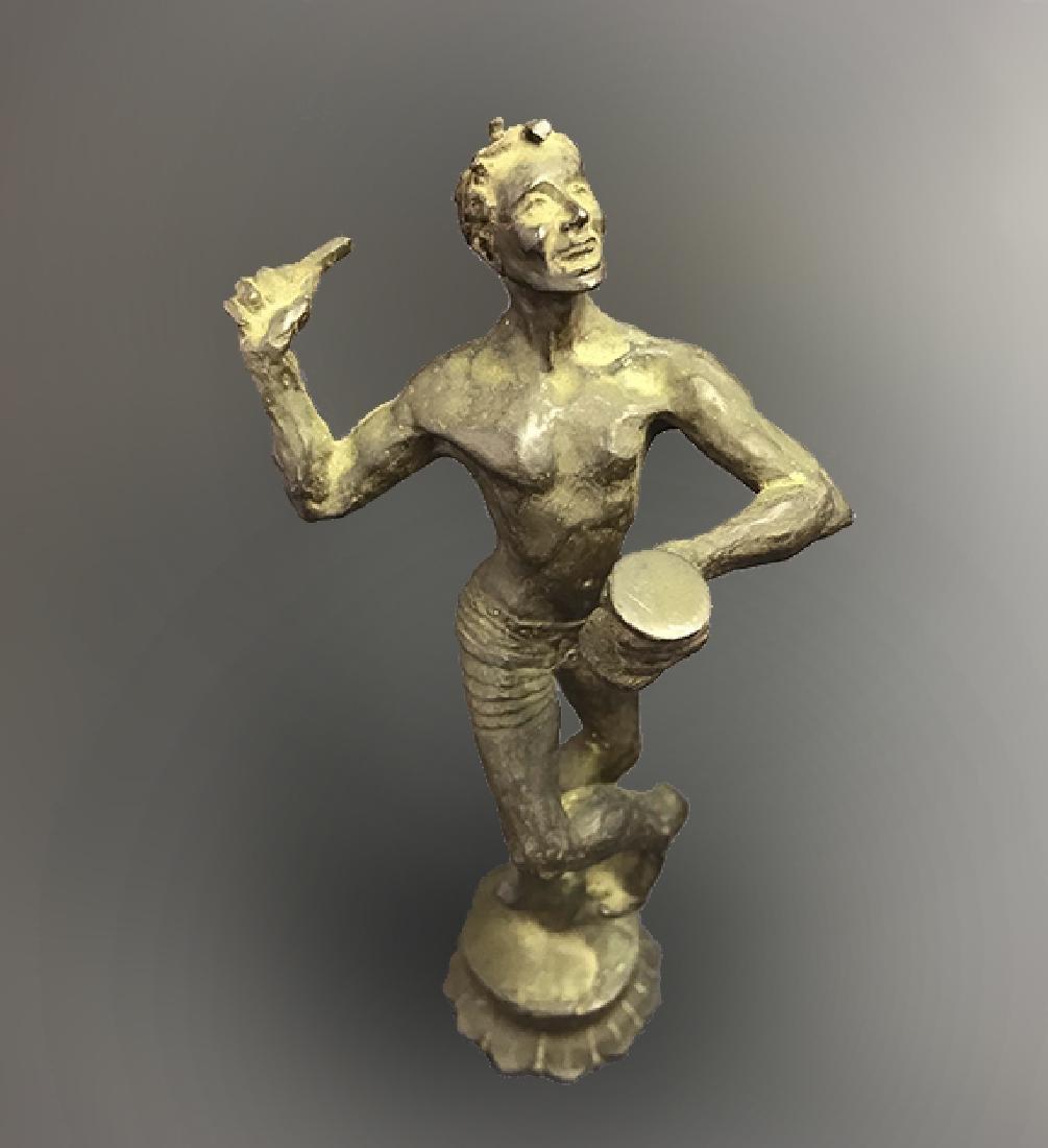 Very Rare Bronze Sculpture of Shiva - 9