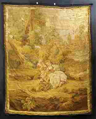 Museum Quality 18th C French Tapestry