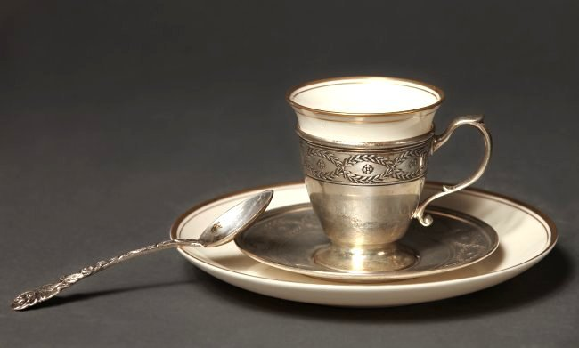 Tiffany & Co Complete Sterling Silver Coffee Service - 2