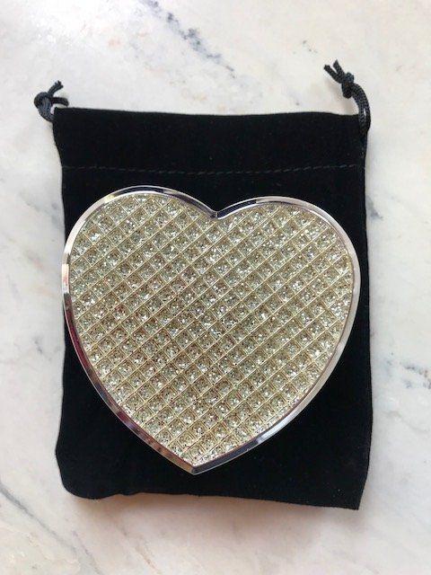 A Heart Shaped Jewelry Box