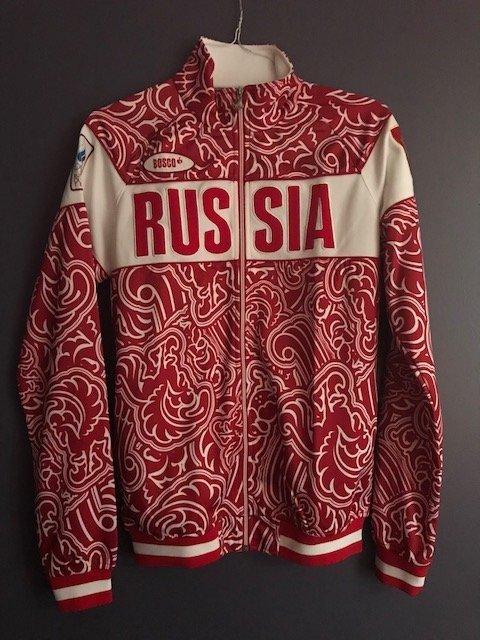 Russian Olympic Team Uniform Jacket