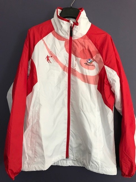 Chinese East Asian Games light jacket & pants set