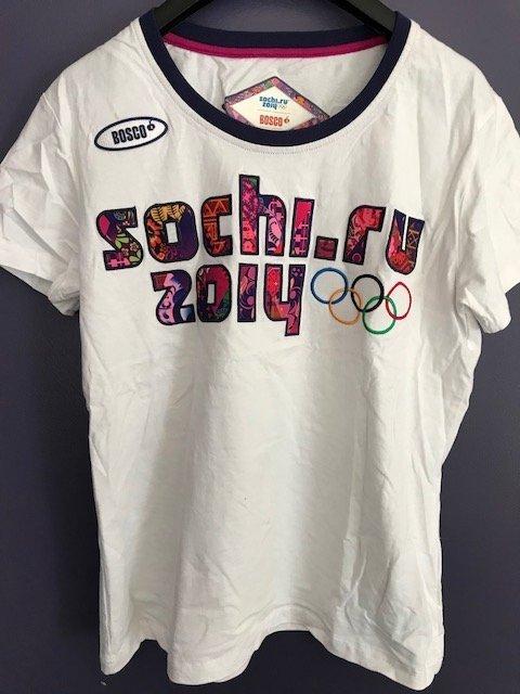 T-Shirt for Russian Sochi 2014 Winter Olympic Games - 2