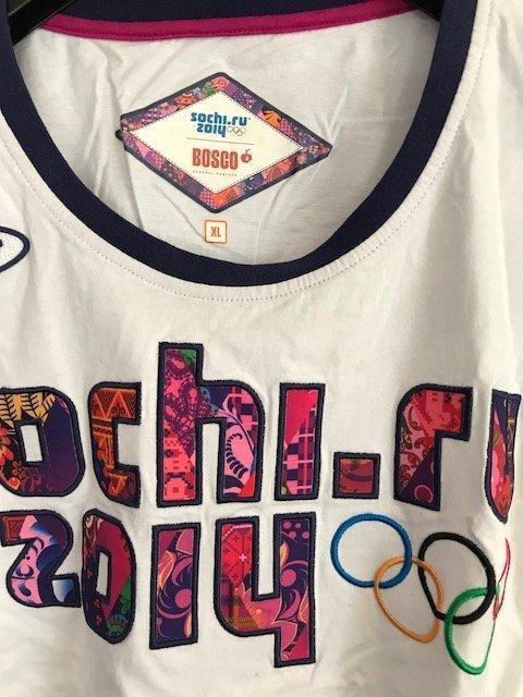 T-Shirt for Russian Sochi 2014 Winter Olympic Games - 3