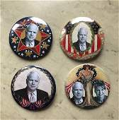 John McCain Presidential Campaign Buttons