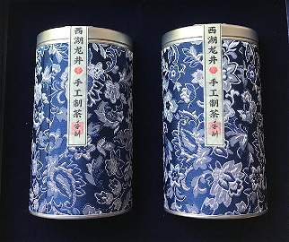 Rare Organic West Lake Longjing Tea-Picked in 2019