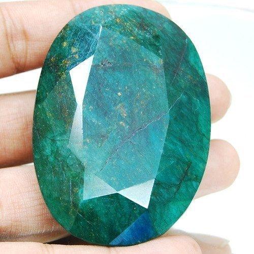 CERTIFIED 526 carat NATURAL EMERALD EARTH