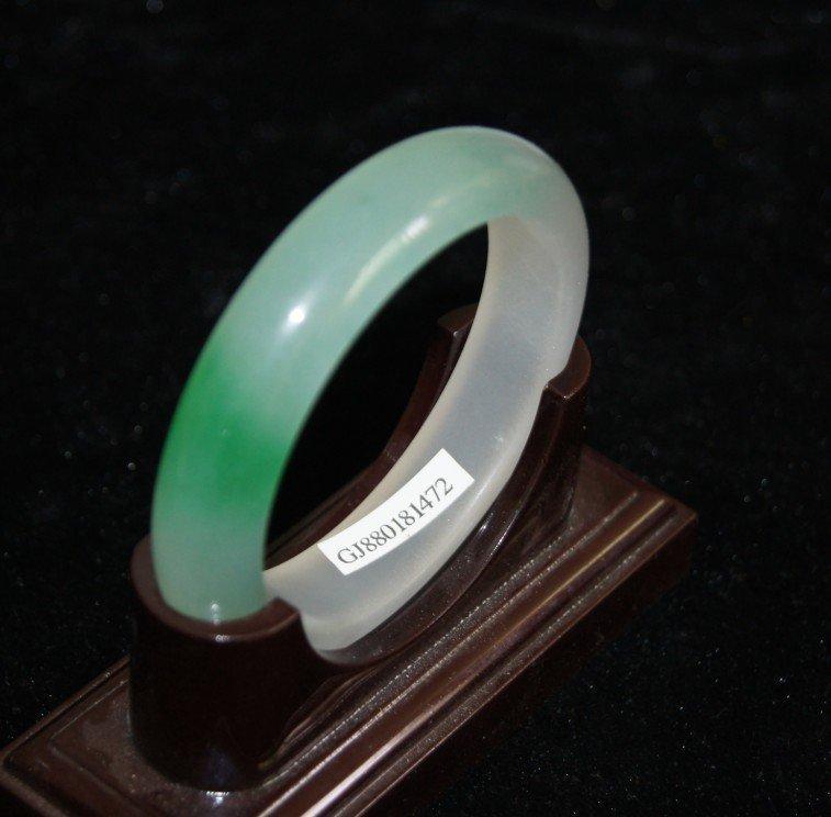 100% Natural A Grade Chinese Jadeite Jade Bangle