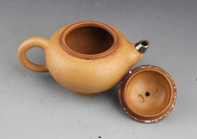 Zisha Teapot by Fan Liang Jun 范兰君 - 4