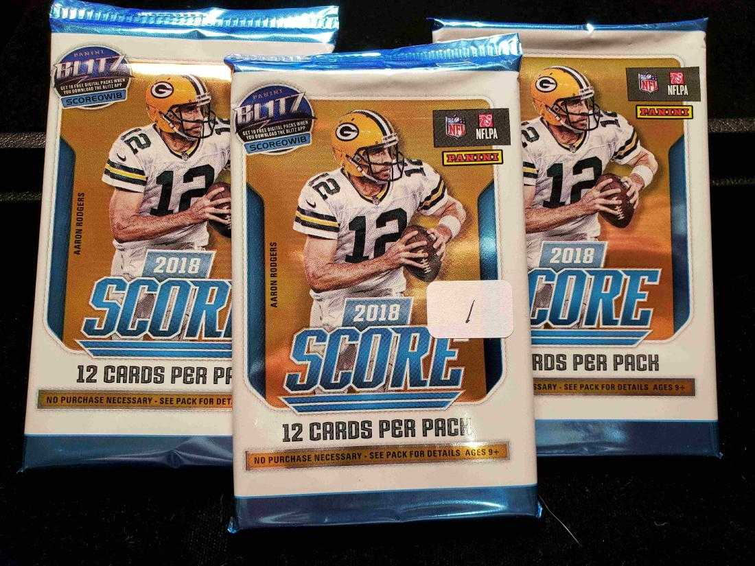 Nfl Unopened Football Cards On Liveauctioneers