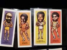 1973 SUGAR DADDY PRO FACES NBA BASKETBALL ALLSTARS
