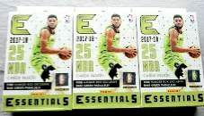 Panini Essentials Basketball Hanger Box From Case 3 box
