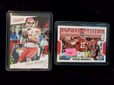 NFL FOOTBALL CARD LOT