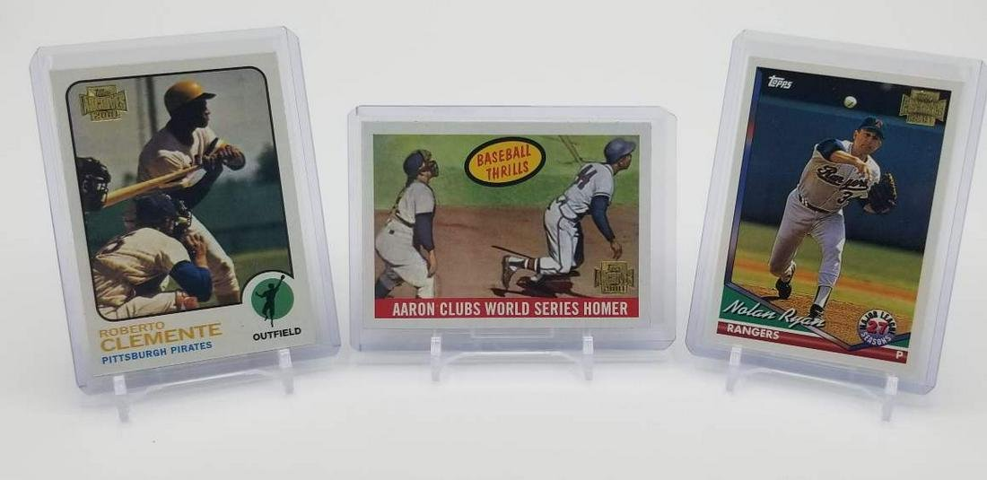 2001 Topps Archives Lot